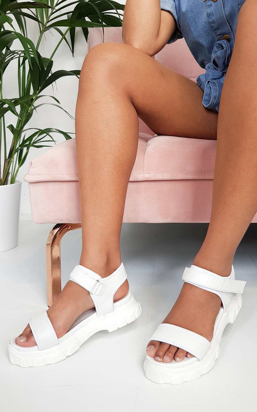 Ayla Strap Chunky Sandals