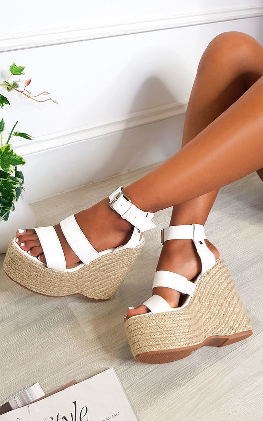 Bailey Espadrille Wedged Heels