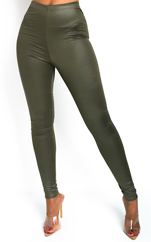 Bea Basic Shine Leggings