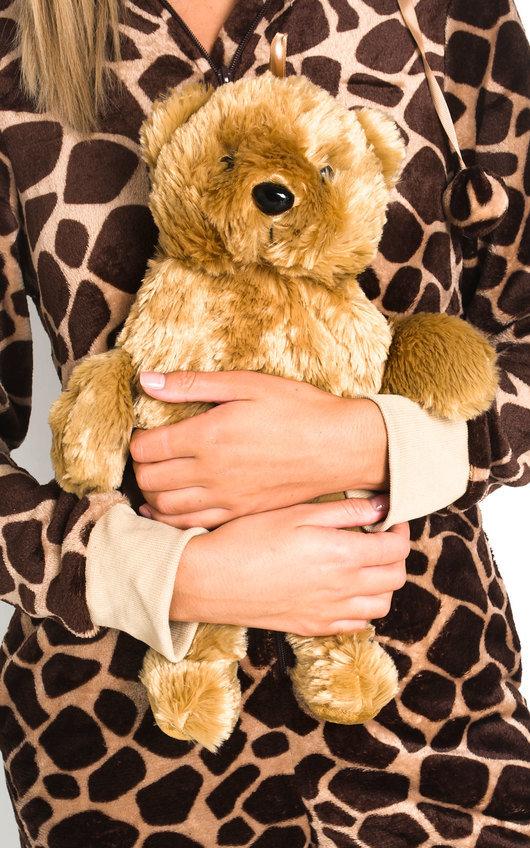 Bear Teddy Bear Hot Water Bottle