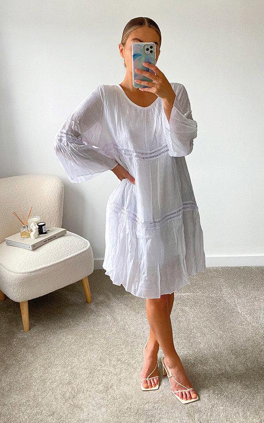 Bebe Mini Dress in Plus