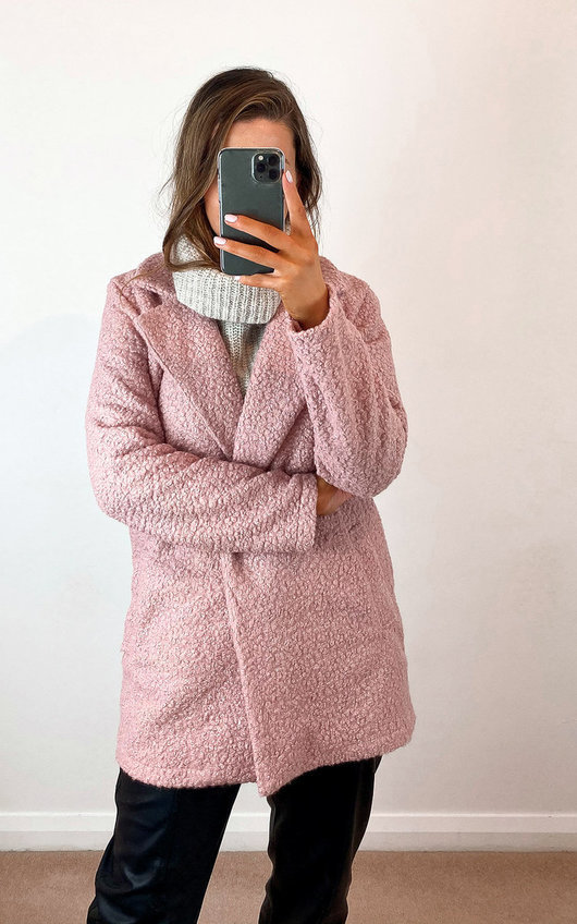 Bella Tailored Coat