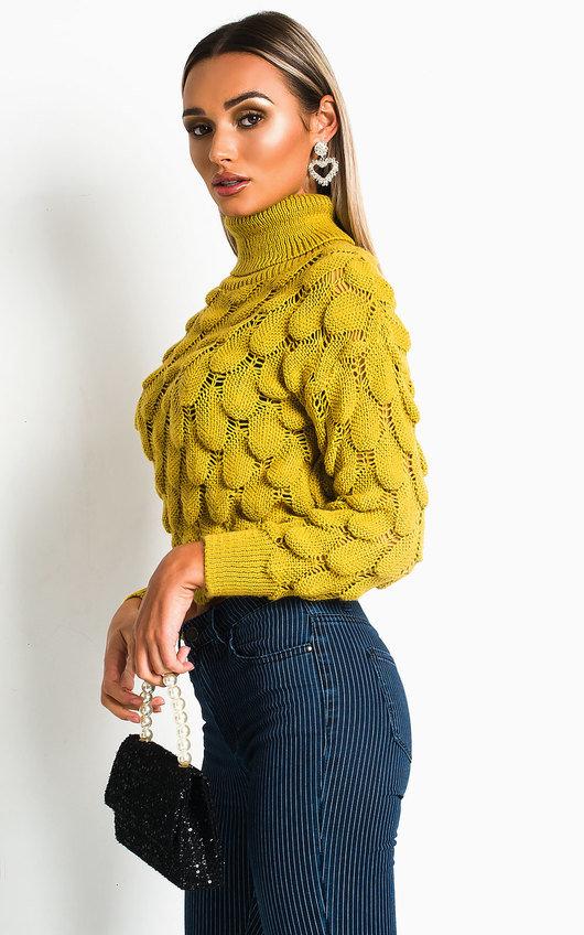 Berta Chunky Knitted Jumper