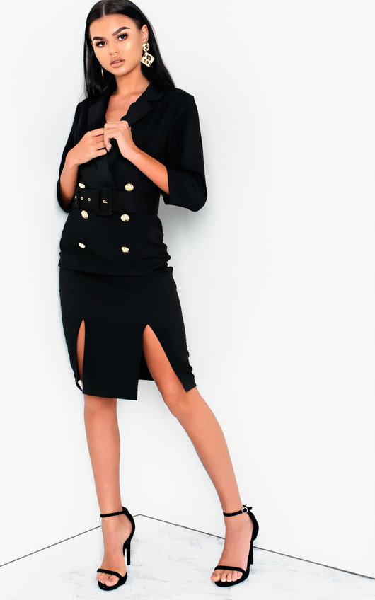 Bethany Blazer Midi Dress