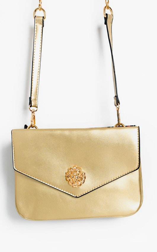 Betti Double Sided Envelope Shoulder Bag