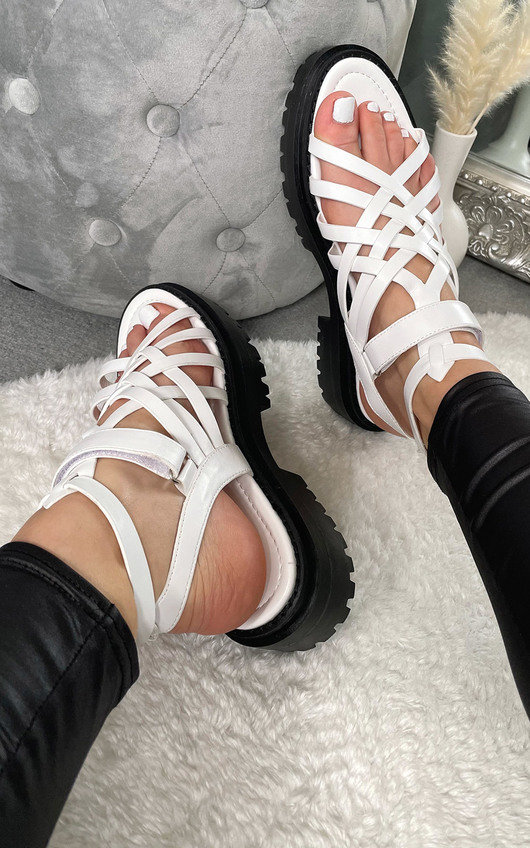 Bexley Strappy Sandals