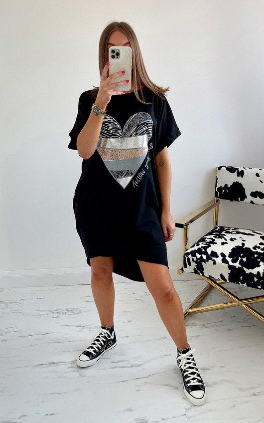 Bindi T-shirt Dress