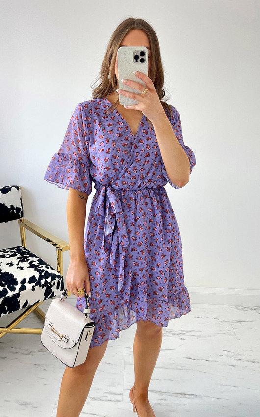Bixby Wrap Dress