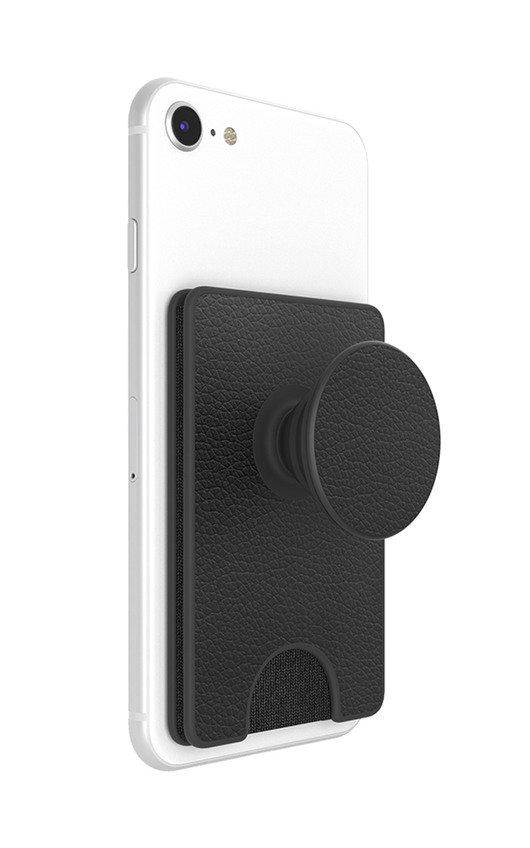 Black PopWallet for Phone