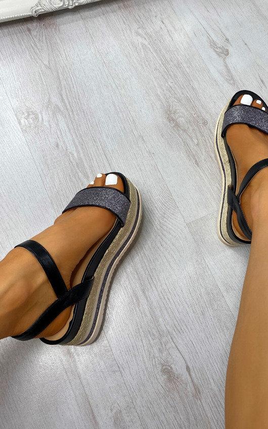 Blondie Sparkle Sandals