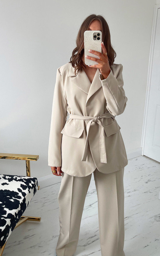 Bondi Tailored Suit Co-ord