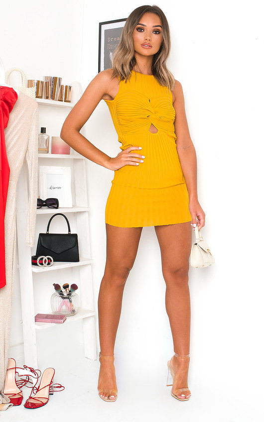 Briana Bodycon Knitted Dress