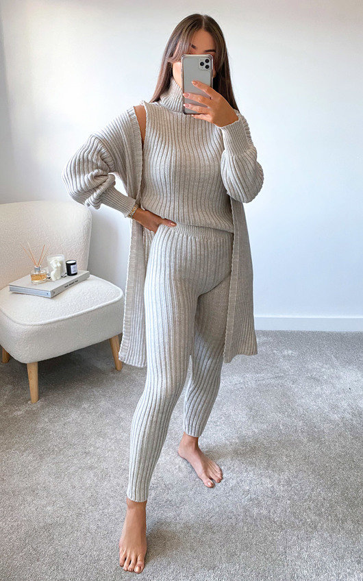 Brie Three Piece Lounge Co-ord