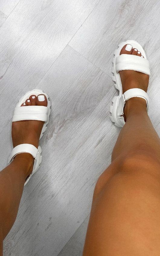 Brogan Chunky Sandals