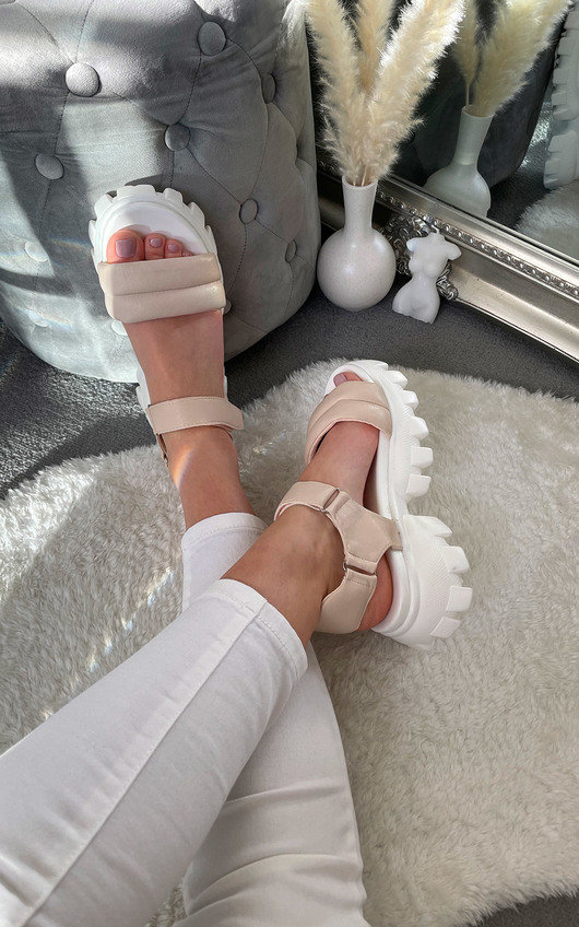 Brogan Chunky Sandals