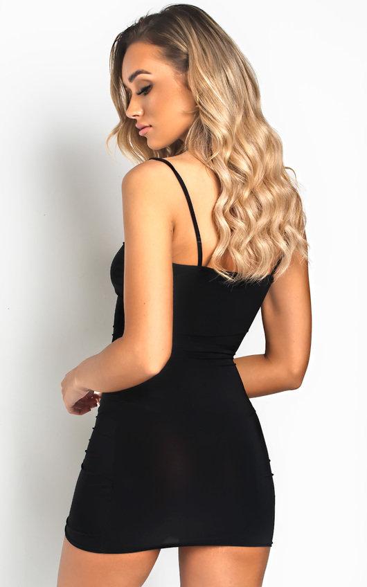 Camille Slinky Bodycon Mini Dress