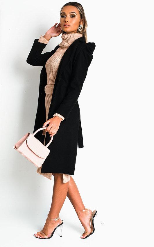 Carla Puff Sleeve Coat