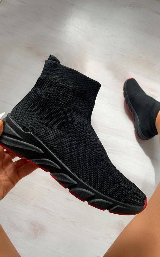 Carly Runner Sock Trainer