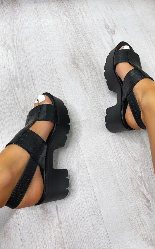 Carrie Chunky Sandals