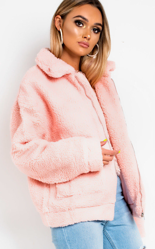 Cartia Teddy Bear Jacket