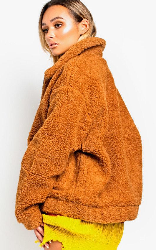 Cartia Teddy Bear Jacket