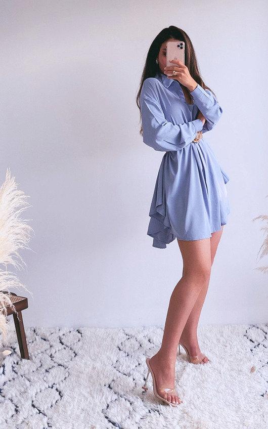 Cate Shirt Dress
