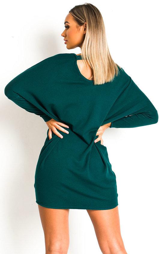 Celine Knitted Jumper Dress