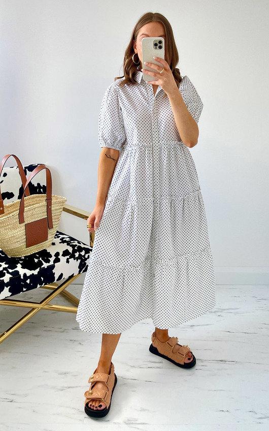 Celine Midi Dress