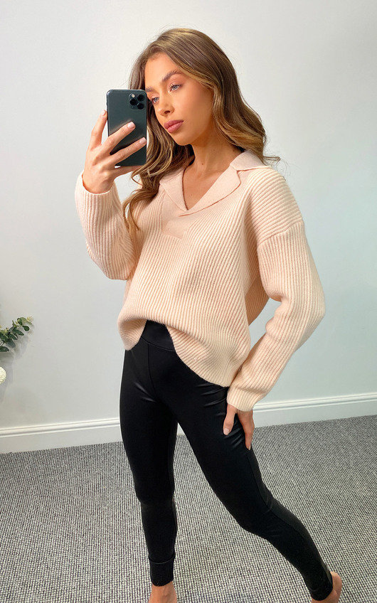 Chi Chi Knitted Top