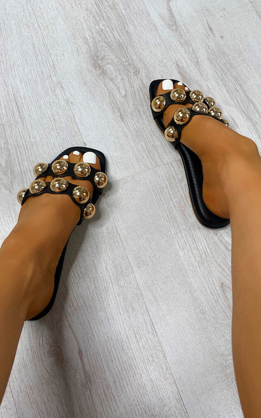 Clancy Pearl Sandals