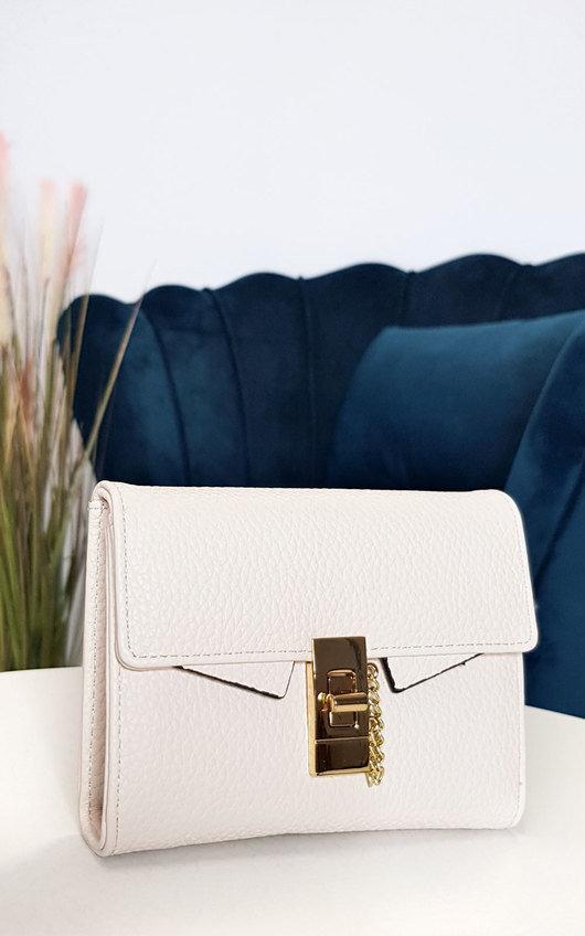Clara Faux Leather Purse