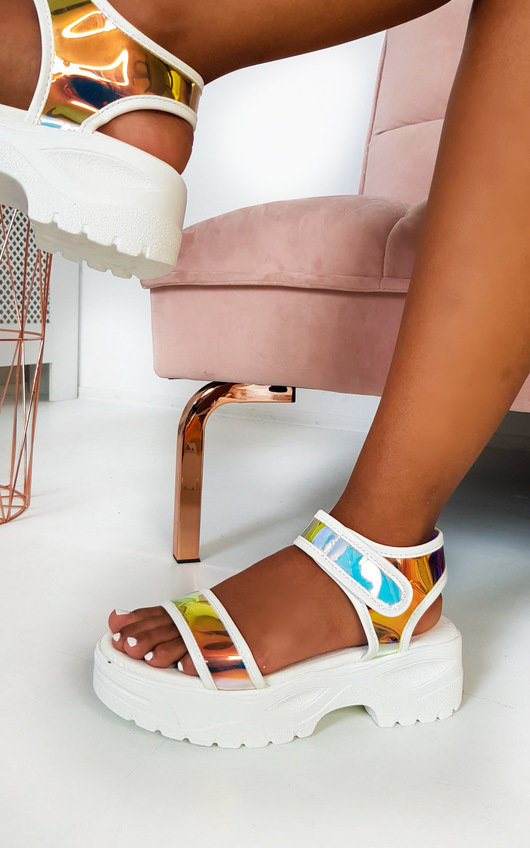 Coleen Strap Chunky Sandals
