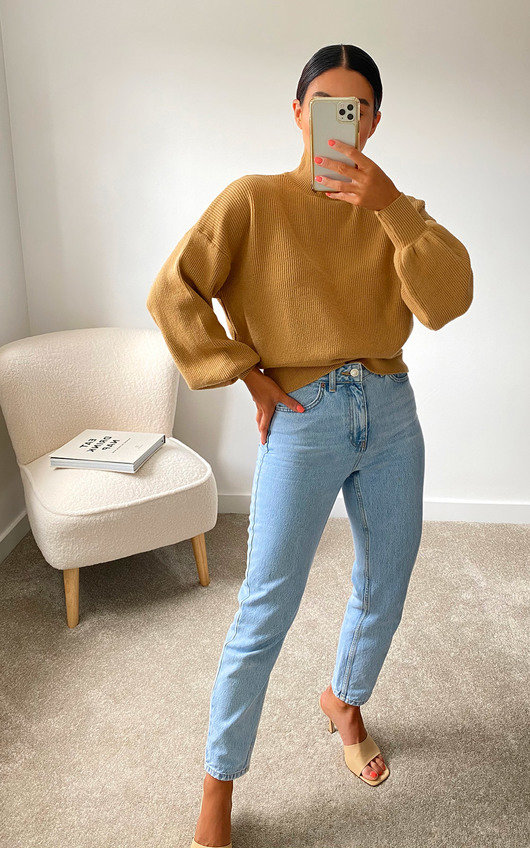 Cora Knitted Jumper