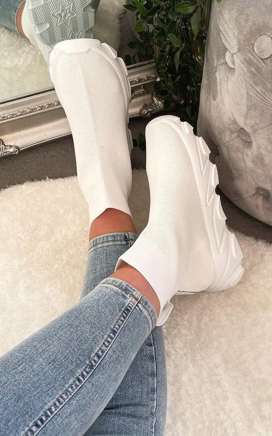 Corinne Runner Sock Trainer