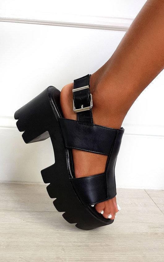 Dala Strappy Platform Sandals