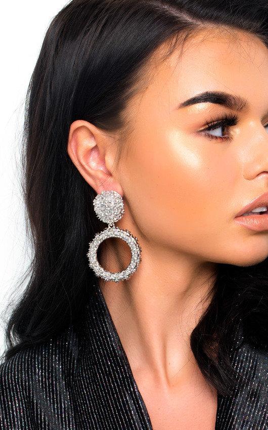 Dani Statement Drop Earrings