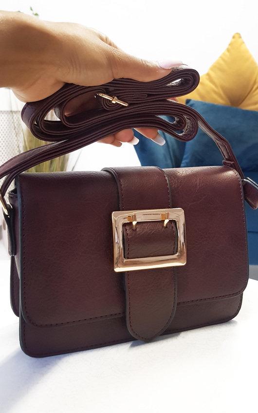 Daniella Faux Leather Handbag