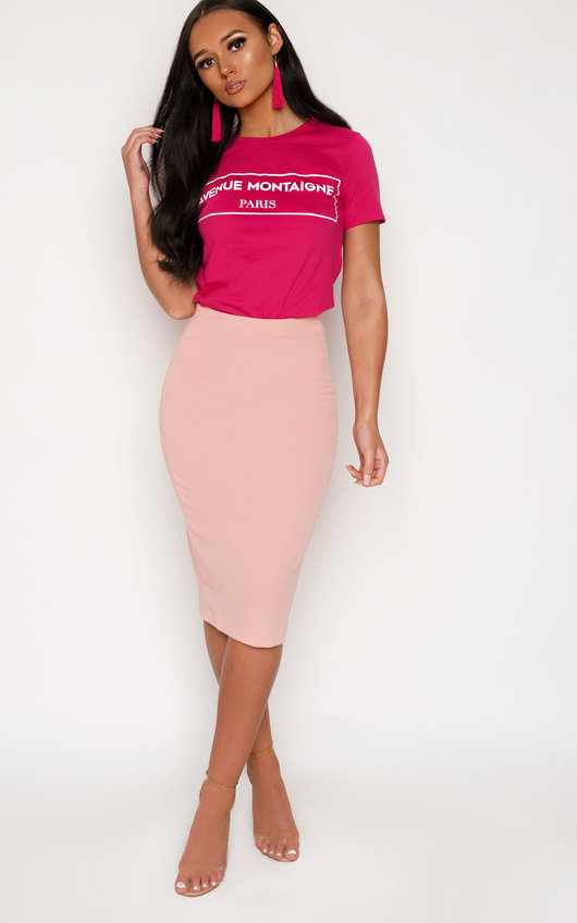 Danielle Slogan T-Shirt