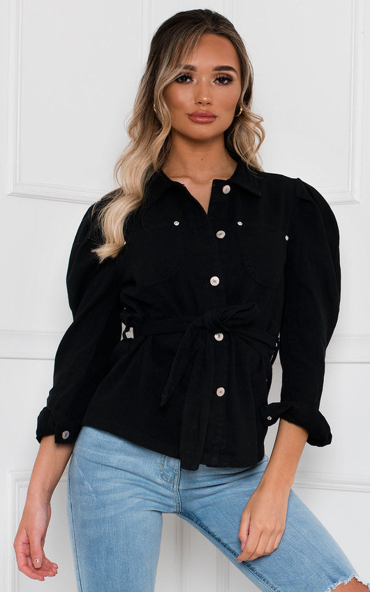 Darla Denim Jacket