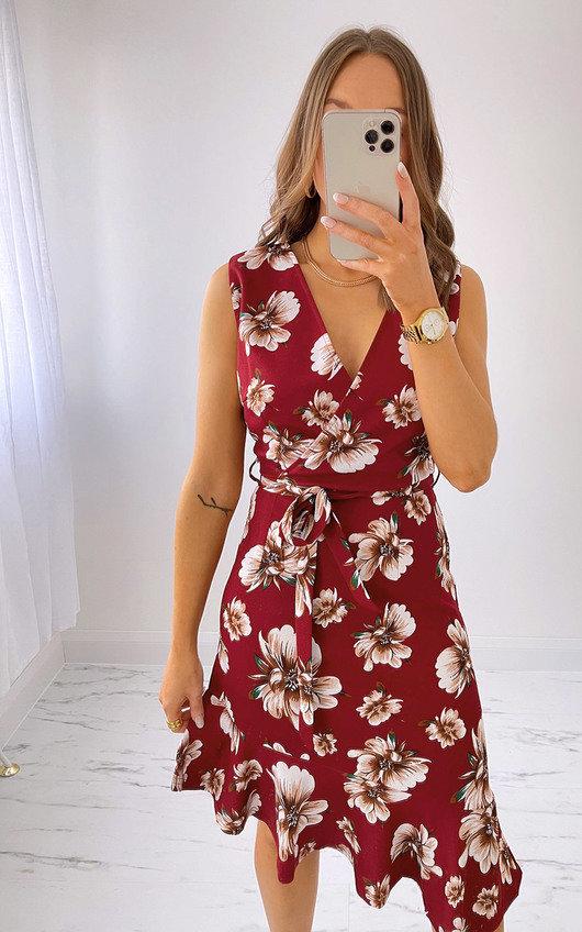 Darla Floral Dress