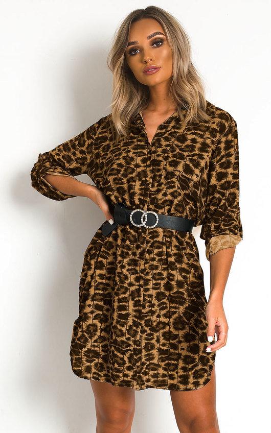 Davina Shirt Dress