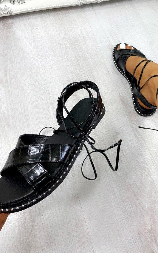 Deja Strappy Sandals