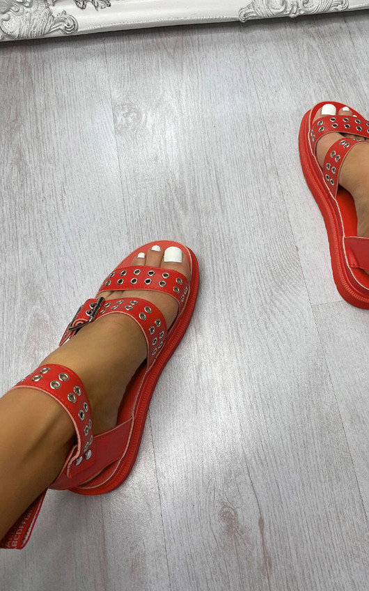 Didi Studded Strappy Sandals