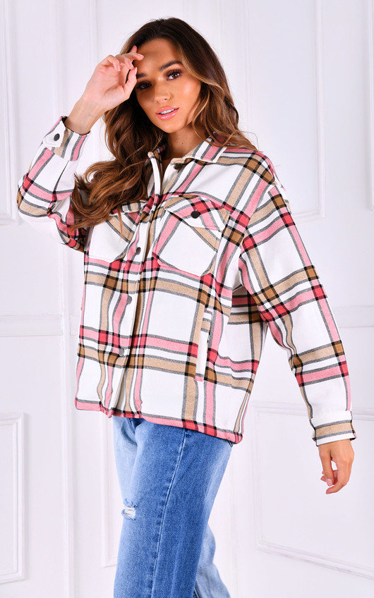 Dillon Button Up Oversized Shacket