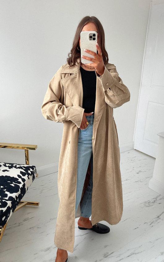 Dixie Trench Coat