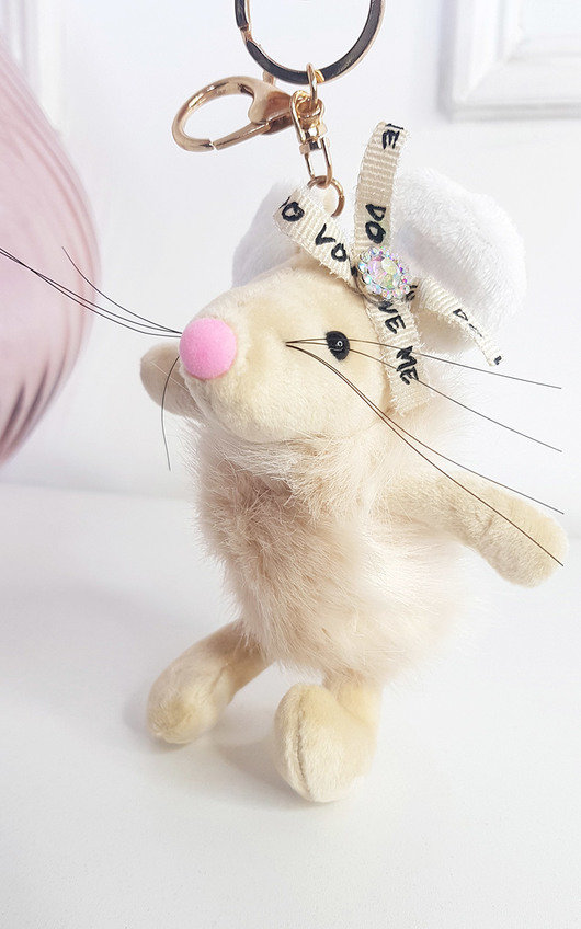 Dolly Mouse Keyring
