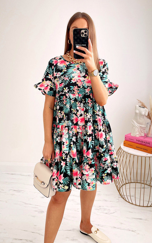Dolly Tiered Dress
