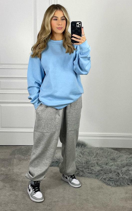 Dulcie Basic Sweatshirt
