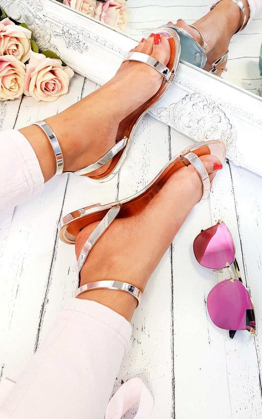 Eden Strappy Sandals