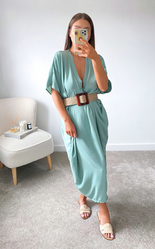 Effie Oversized Maxi Dress